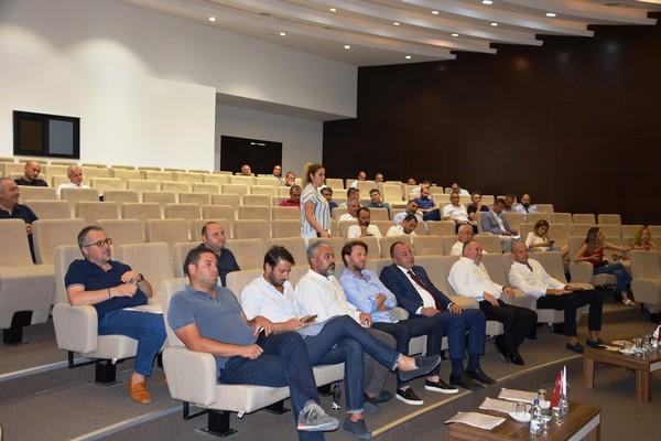 ÇTSO AĞUSTOS 2019 OLAĞAN MECLİS TOPLANTISI YAPILDI