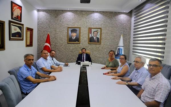 """Vali Tavlı ; """"Çanakkale'ye zarar verecek davranışlardan uzak durulmalı"""""""