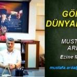 """Ezine Müftüsü Mustafa Arda Köşe Yazısı ; """"İslamda Aile Yuvası"""""""