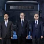 Sabancı ve Skoda Transportation güçlerini TEMSA'nın geleceği için birleştirdi