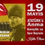 BİGA TSO BAŞKANI ŞADAN DOĞAN'DAN 19 MAYIS MESAJI