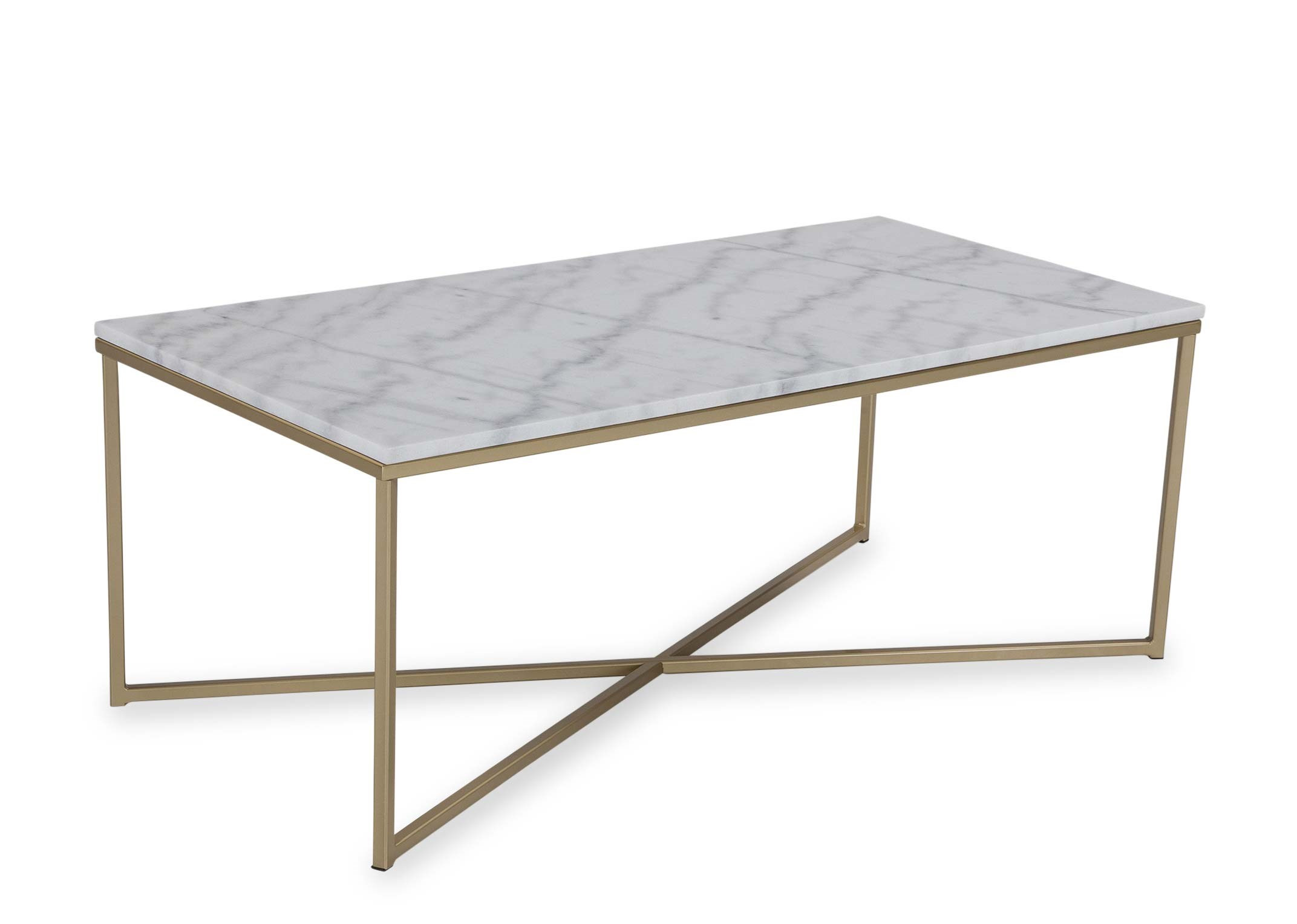 marble top coffee table rectangular alisma