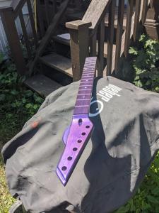 Purple Reign Neck
