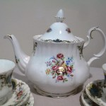 royal albert berkeley tea pot