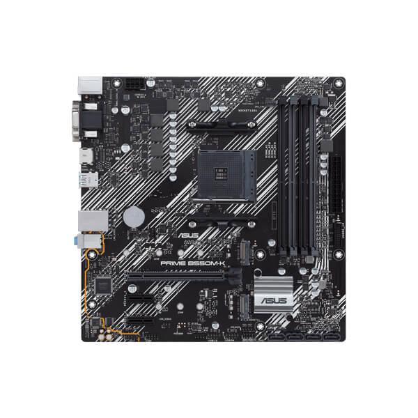 Asus Prime B550M K Motherboard 2