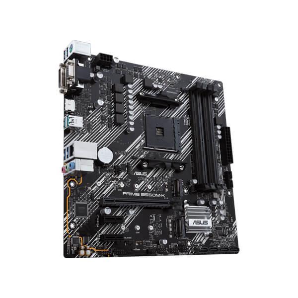 Asus Prime B550M K Motherboard 3