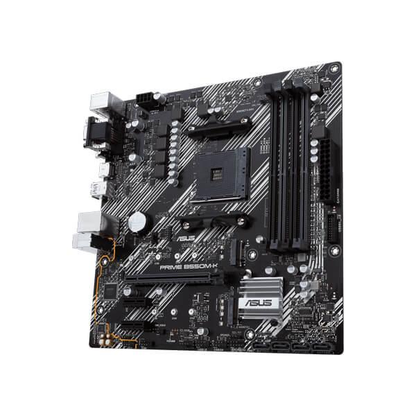 Asus Prime B550M K Motherboard 4