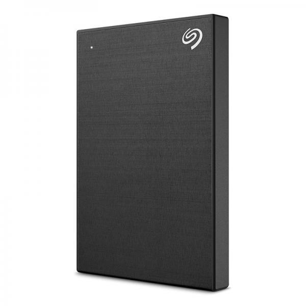 Seagate 1TB Backup Plus Slim Black main