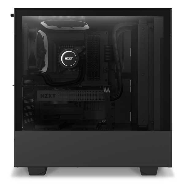 h510 elite matte black 2