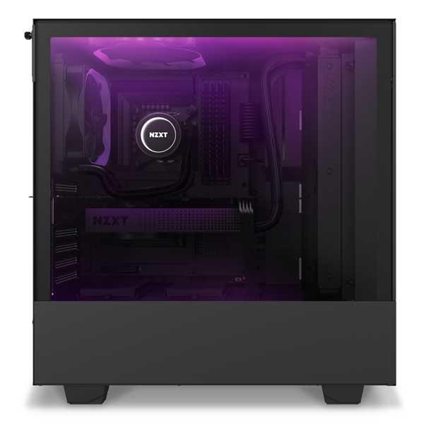 h510 elite matte black 3