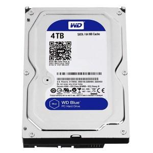 Western Digital Blue 4TB 5400 RPM