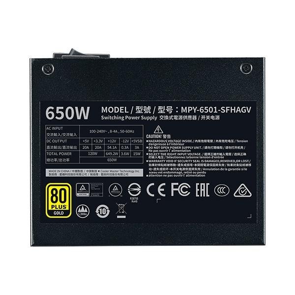 CM SFX V650 4