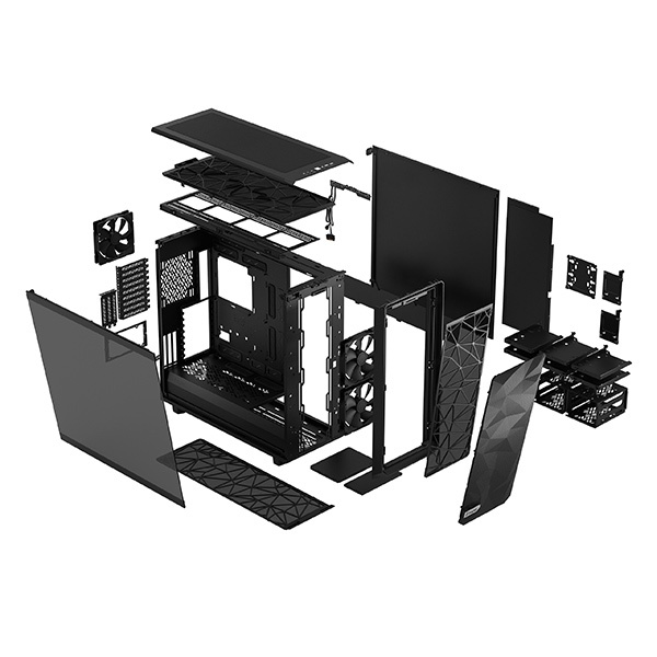 fractal design meshify 2 xl light black 9