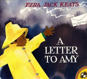 A Letter to Amy (Picture Puffin)