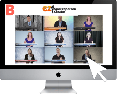 Best EZ Spokesperson Creator Review