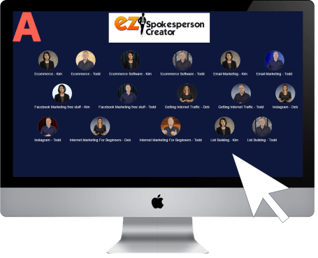 EZ Spokesperson Creator review