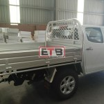 Dual Cab Tray Complete Set 1730mm X 1855mm