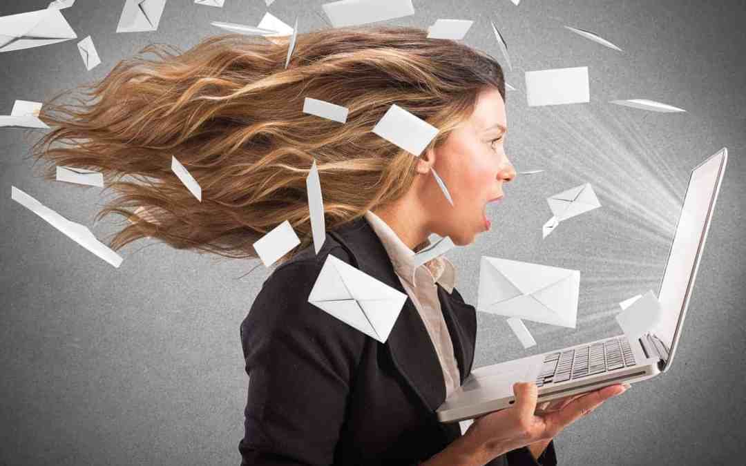 How to Tame Crazy Email Inbox: 5 Hacks to Get More Organized