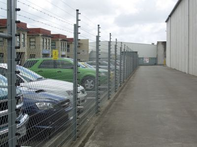 Commercial - Electric Fencing - 4
