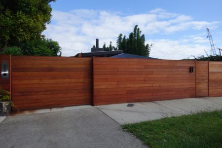 Residential - Wooden Gates - 12