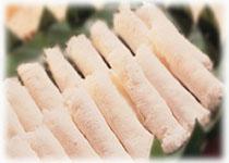 ขนมหวานไทย : ขนมเกสรลำเจียก