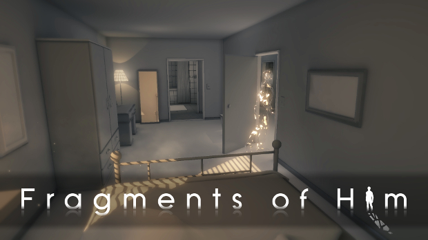 Fragments of Him gameplay