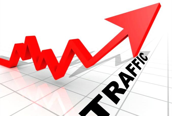 increase traffic
