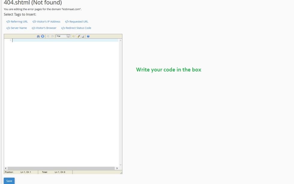 html tag box