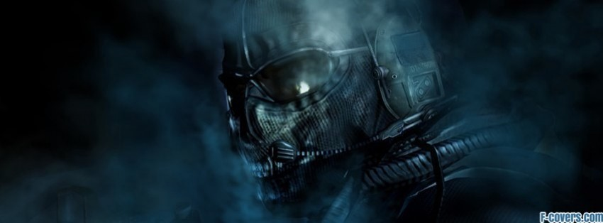 Call Of Duty Modern Warfare 2 Facebook Cover Timeline