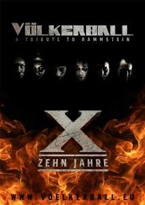 10 Jahre VÖLKERBALL a tribute to RAMMSTEIN @ Sparkassen-Arena | Jena | Thüringen | Deutschland