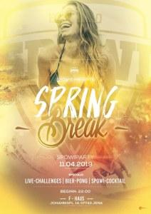 Spring Break - Spowi Party @ F-Haus   Jena   Thüringen   Deutschland