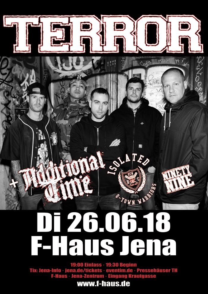 Terror F Haus Jena