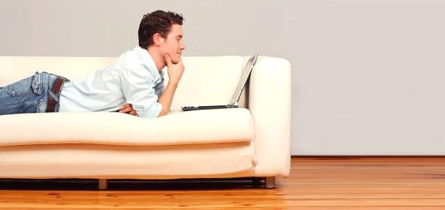 Homeoffice ist der Familie eine große Hilfe, denn auf diese Weise können sich die Kollegen ihre Arbeitszeit freier einteilen.