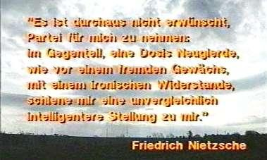 Nietzsche Und Nurnberg