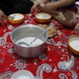 小麦アレルギーでも安心、ホッと温まる「ミルクがゆ」これからの季節の朝食の定番?