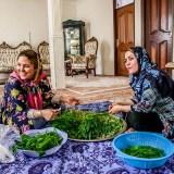 【イラン家ごはん】野菜たっぷり。ヘルシーなオムレツ「クク・サブジ」の作り方