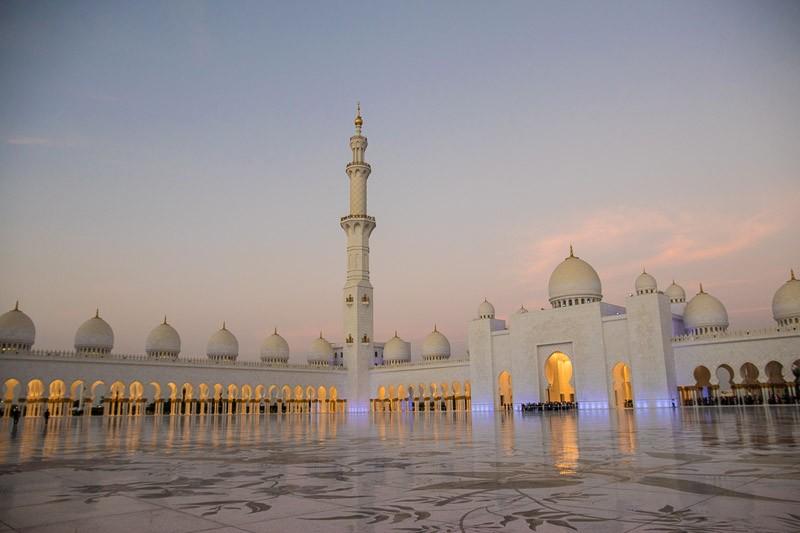 Abudabhi mosque 5