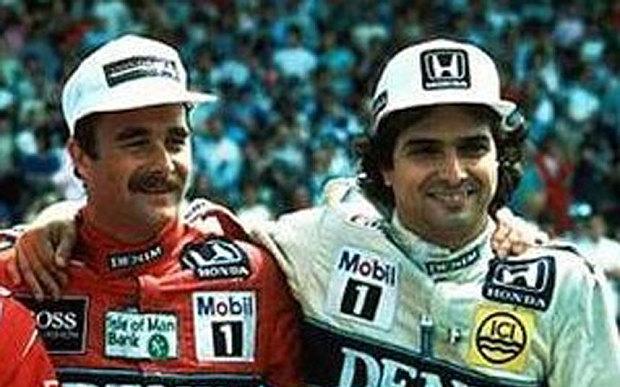 Mansell & Piquet