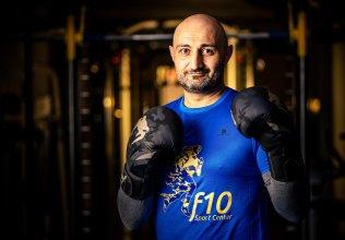 GIORGIO MONITOR BOXEO MMA F10 SPORTCENTER GIMNASIO ZAMORA