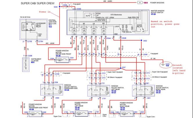 ford f radio wiring diagram the wiring i need the wiring diagrams for radio wires an 88 ford f250