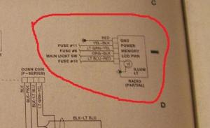 Wiring Diagram For 1991 Ford F150  Ford F150 Forum