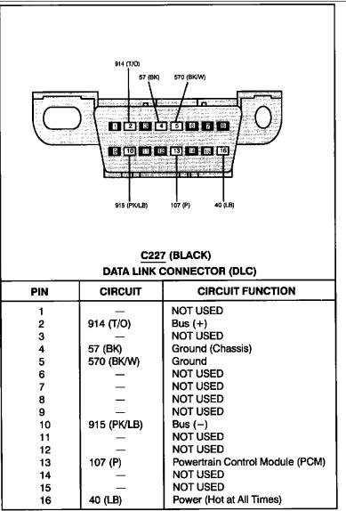 1992 ford f 250 obd ii diagram  description wiring diagrams