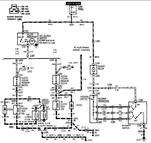 Wiring Diagram For 1997 Ford F150 €� The