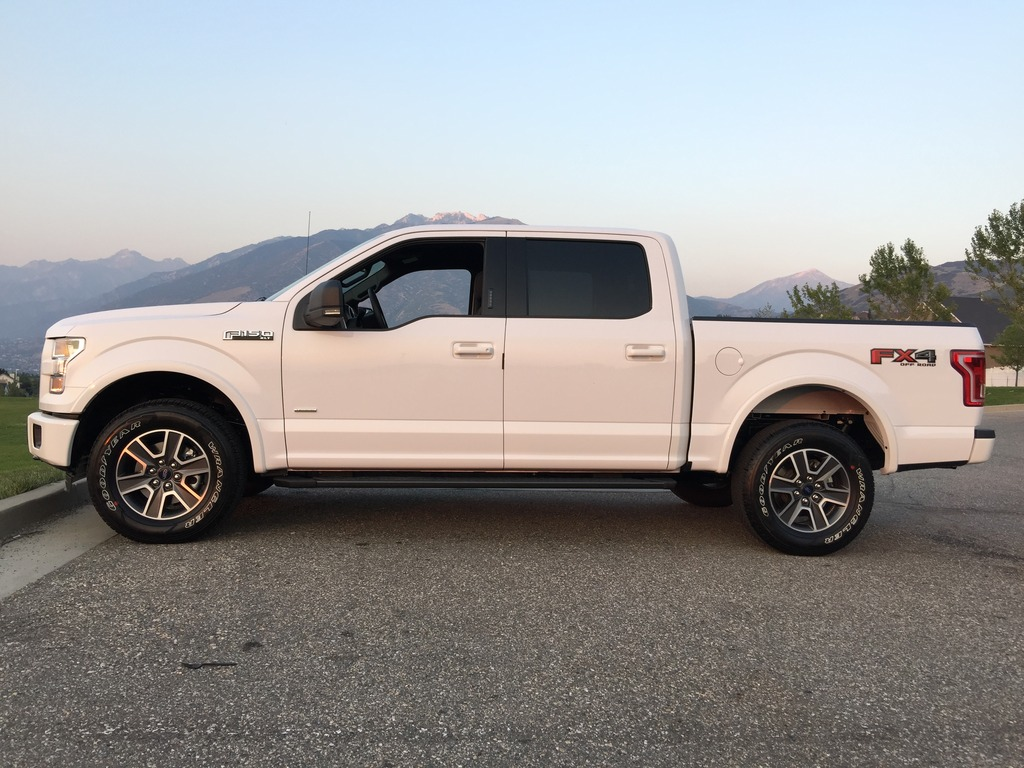 New 27 Ecoboost F150 XLTFX4 And Upgrade Over The Weekend