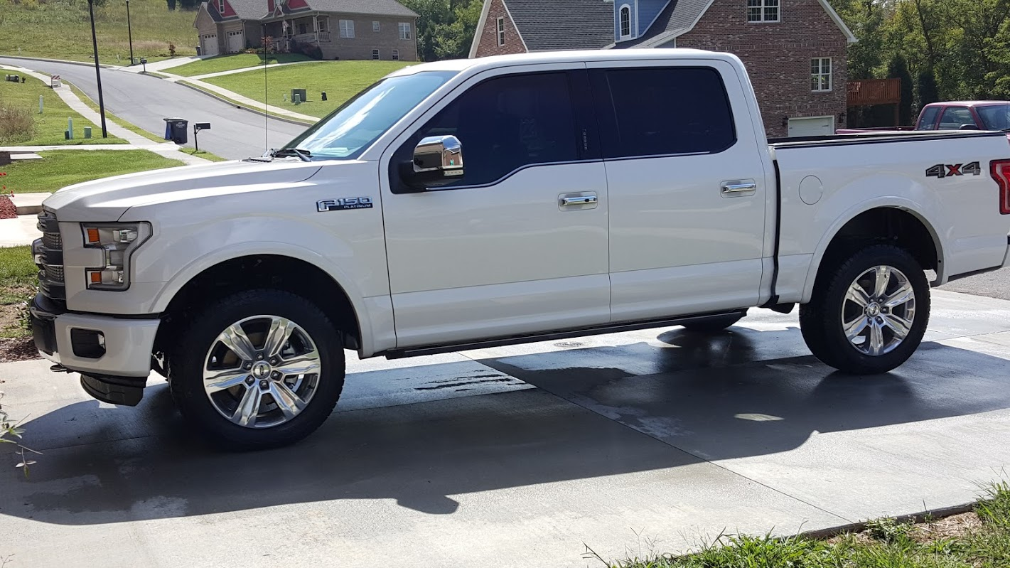 What Is The Factory Tinting Level Page 2 Ford F150 Forum Community Of Ford Truck Fans