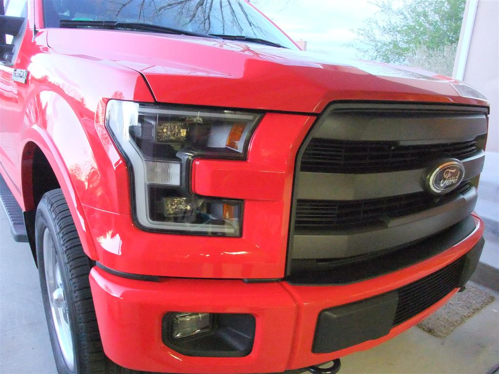 Part Number Request 2016 Black Headlights Page 3 Ford