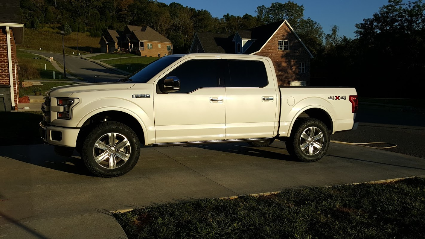 What Window Tint Percentage Ford F150 Forum Community Of Ford Truck Fans