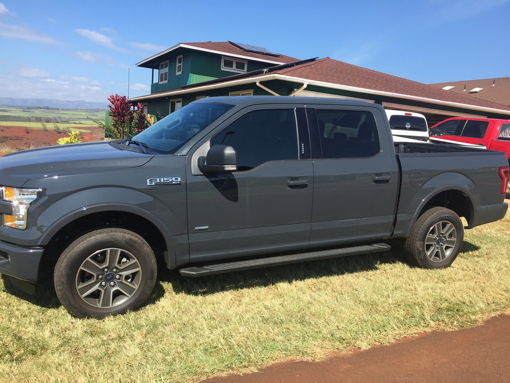 Stock Windows Tint Ford F150 Forum Community Of Ford Truck Fans