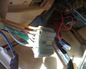 Turn Signal and Horn Wiring Problem  Ford F150 Forum