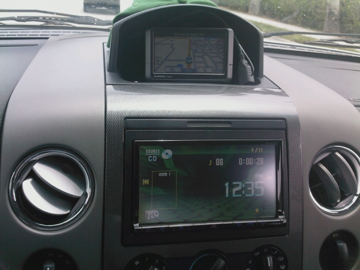 Dvd Player Parking Break By Pass Ford F150 Forum